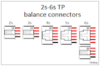 All about lipo balance connectors  TJinTech