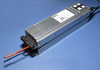 Convert other server power supply for RC use - TJinTech